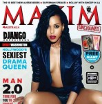Kerry Washington Is Smoking Hot On The Cover Of Maxim (Australia)