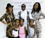 Diddy's Girls Walk the Runway at New York Kid's Fashion Week